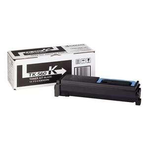 Заправка картриджа Kyocera TK-560K
