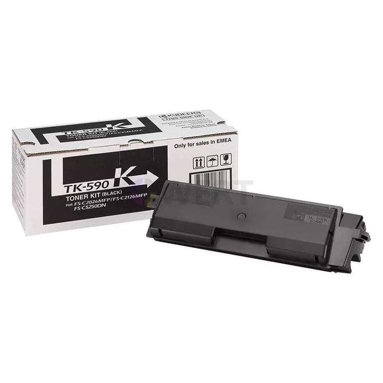 Совместимый картридж Kyocera TK-590K