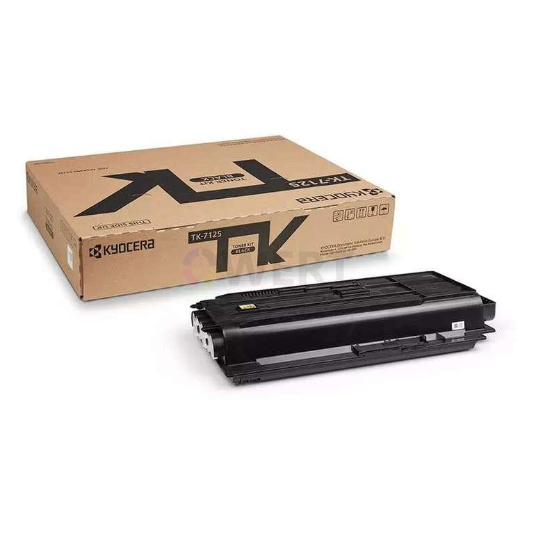 Заправка картриджа Kyocera TK-7125