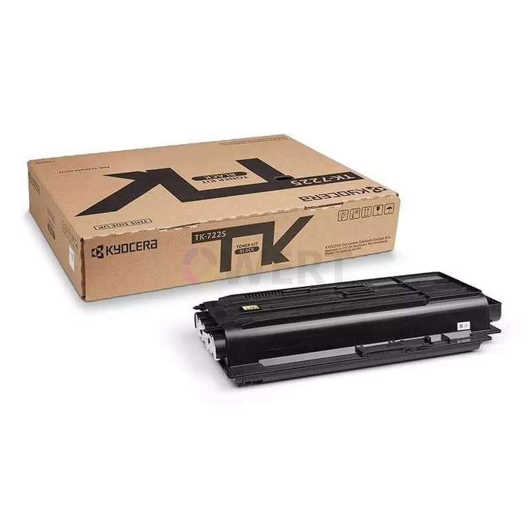 Заправка картриджа Kyocera TK-7225