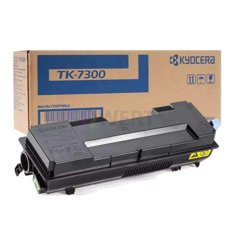 Заправка картриджа Kyocera TK-7300