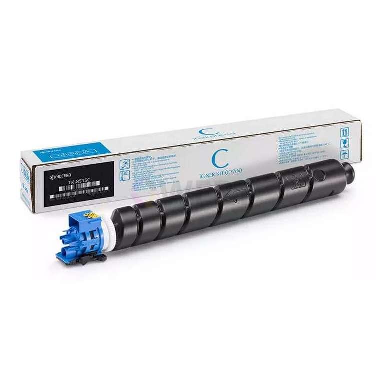 Заправка картриджа Kyocera TK-8515C