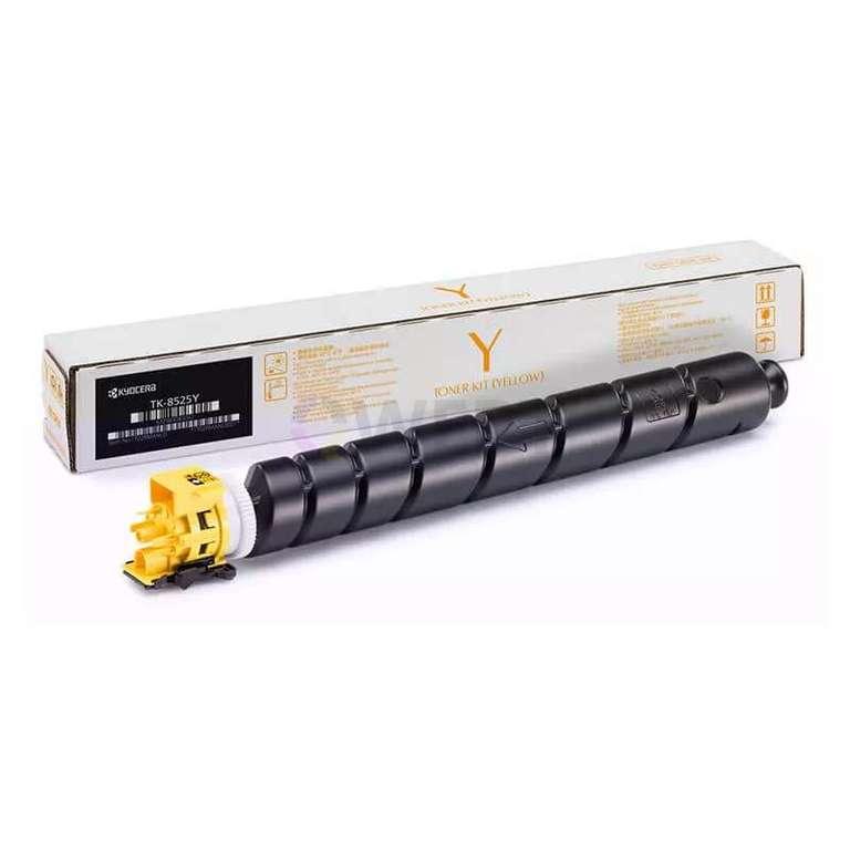Заправка картриджа Kyocera TK-8525Y