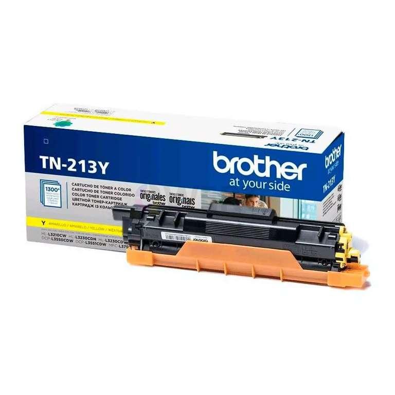 Совместимый картридж Brother TN-213Y
