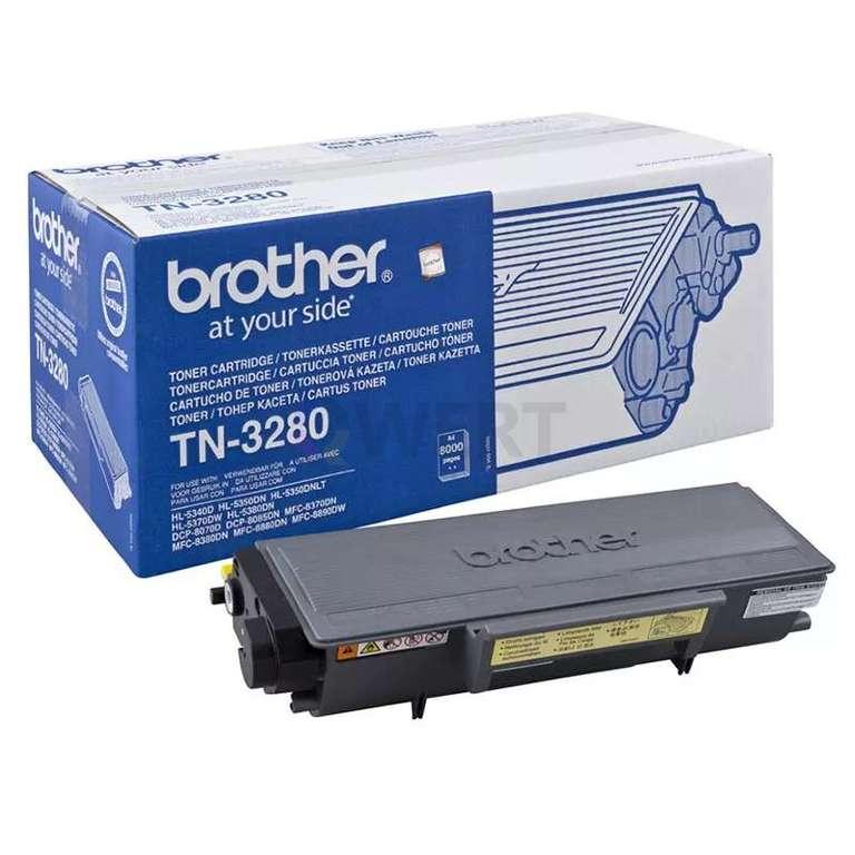 Заправка картриджа Brother TN-3280