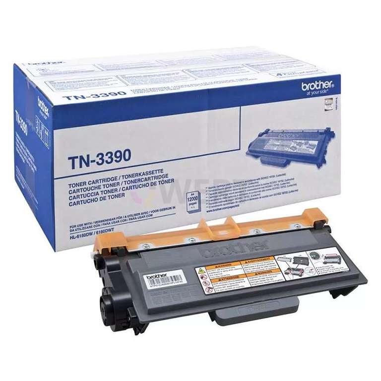 Совместимый картридж Brother TN-3390
