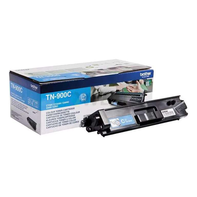 Совместимый картридж Brother TN-900C