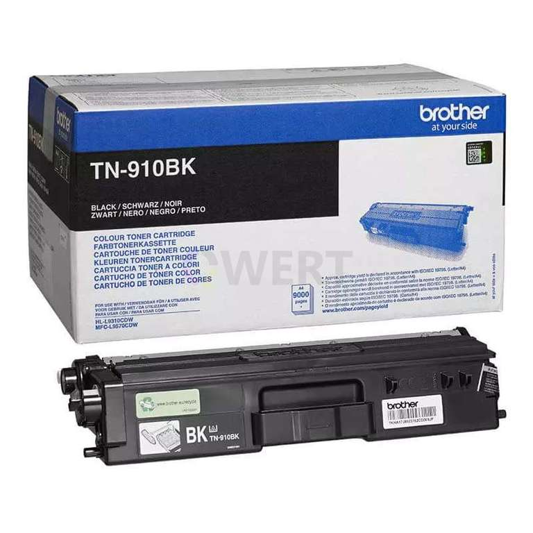 Совместимый картридж Brother TN-910Bk