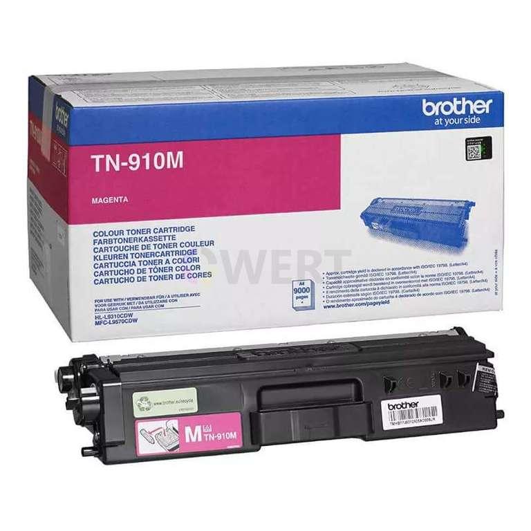 Совместимый картридж Brother TN-910M