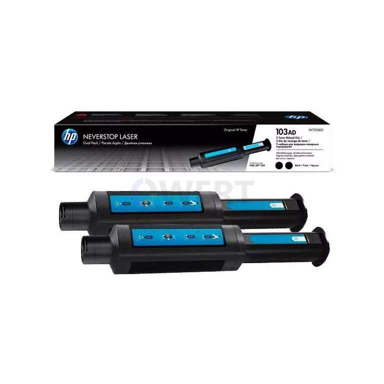 Заправка картриджа HP W1103AD (103AD)