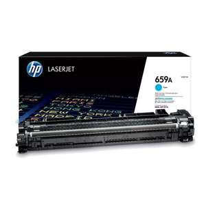 Заправка картриджа HP W2011A (659A)