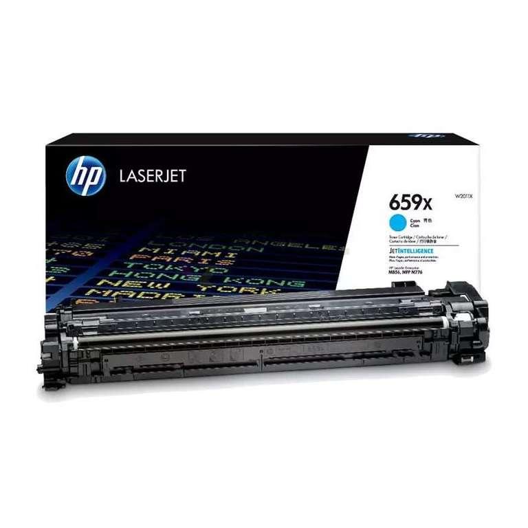 Заправка картриджа HP W2011X (659X)