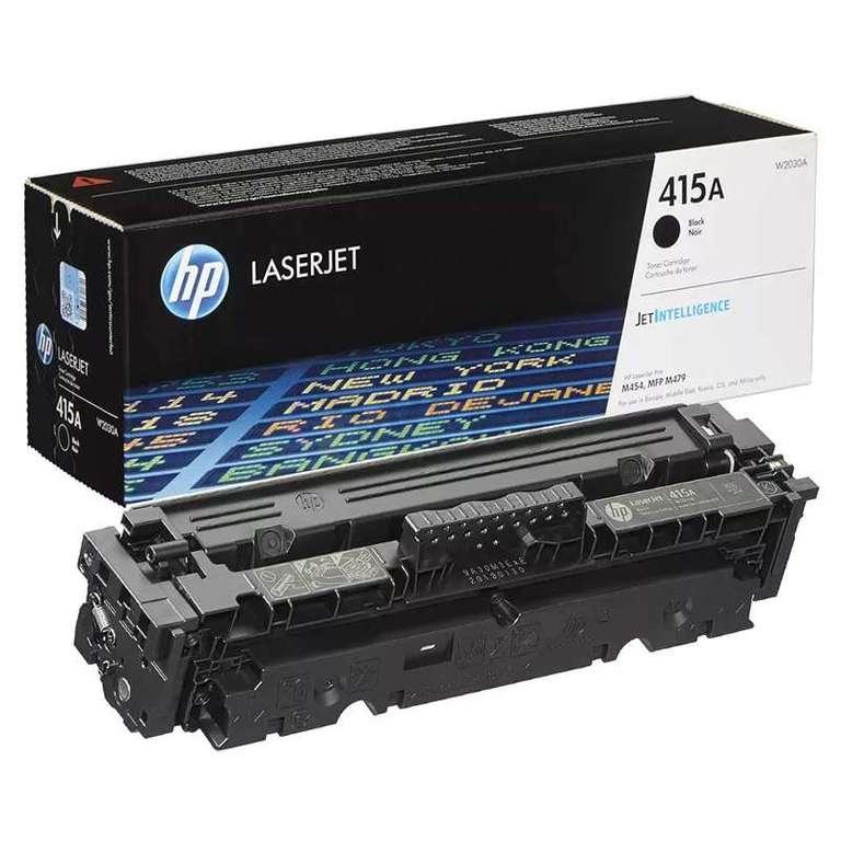 Заправка картриджа HP W2030A (415A)