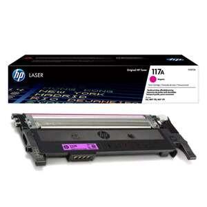 Заправка картриджа HP W2073A (117A)