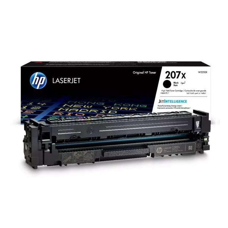 Заправка картриджа HP W2210X (207X)