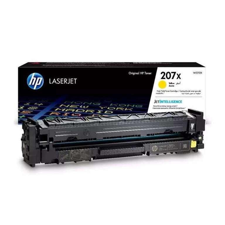 Заправка картриджа HP W2212X (207X)