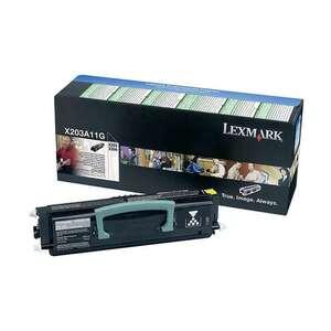 Заправка картриджа Lexmark X203A11G