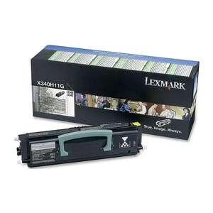 Заправка картриджа Lexmark X340H11G