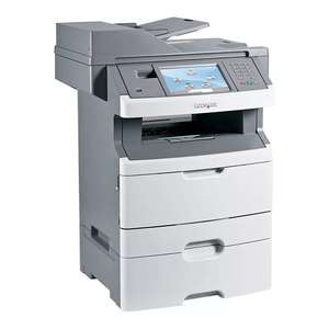 Ремонт принтера Lexmark X466dte