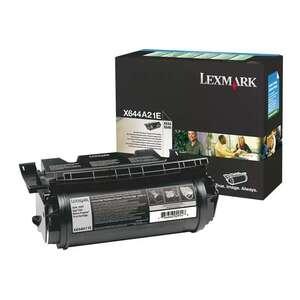 Заправка картриджа Lexmark X644A21E