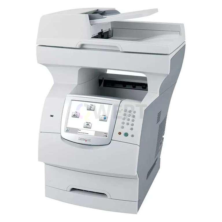 Ремонт принтера Lexmark X644e
