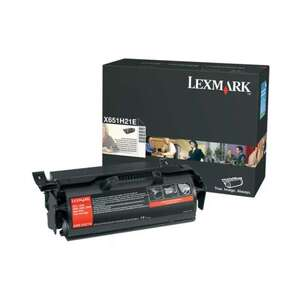 Заправка картриджа Lexmark X651H21E